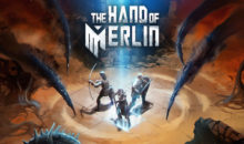 Il GDR rogue-lite a turni, The Hand of Merlin arriva oggi su PC in Accesso Anticipato