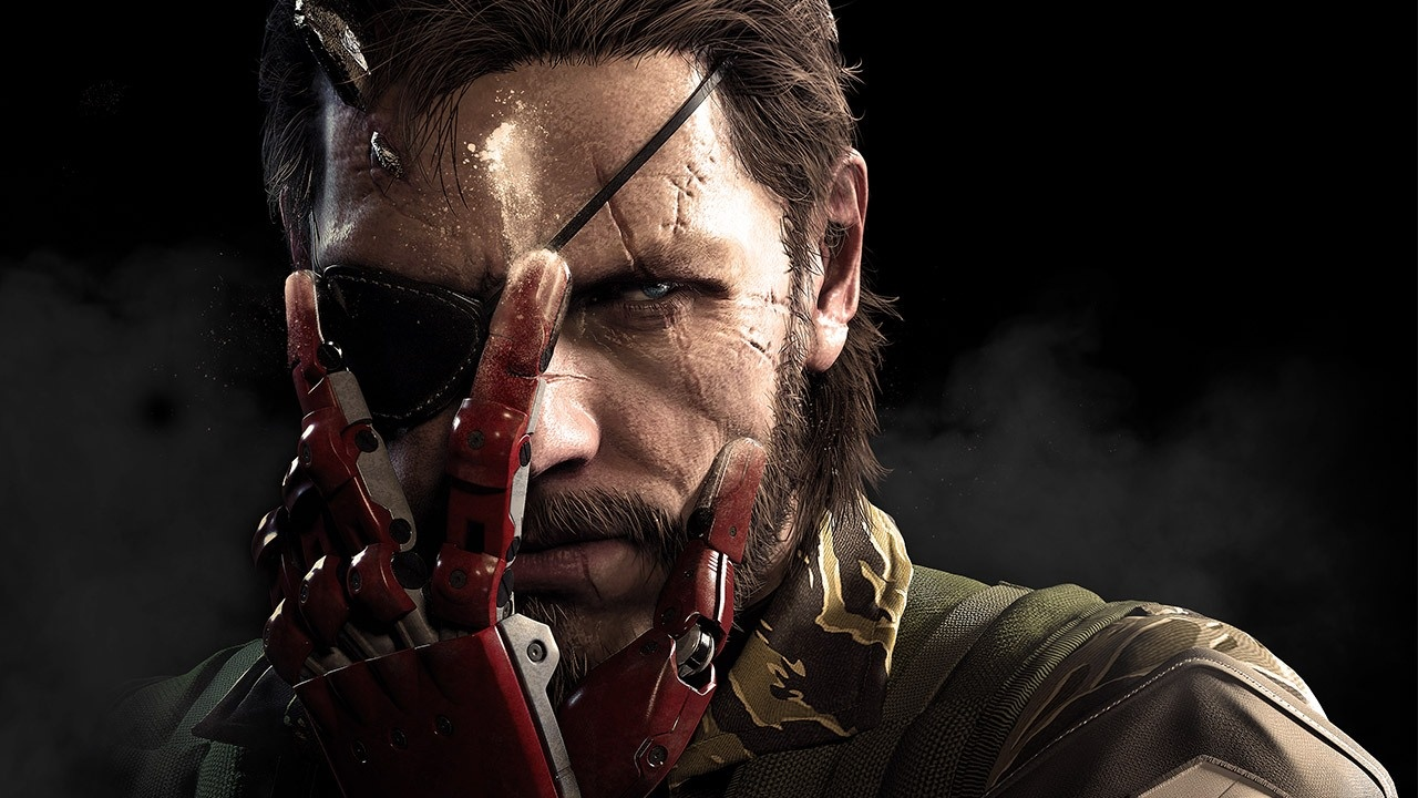 the phantom pain ps3