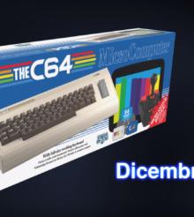 THEC64, il ritorno di una leggenda a dicembre