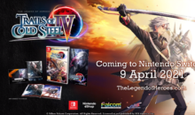 THE LEGEND OF HEROES: TRAILS OF COLD STEEL IV arriva su Switch ad Aprile, vediamo le caratteristiche