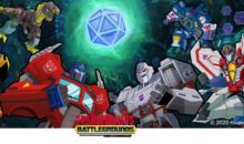 TRANSFORMERS: Battlegrounds, il tattico sui Transformers da oggi arriva su console e PC
