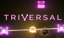 Triversal, il puzzle rilassante al neon in arrivo in estate su PC Steam