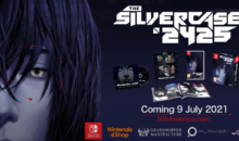 The Silver Case 2425 disponibile il 9 luglio 2021 per Nintendo Switch