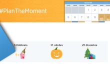 Twitter aggiunge il calendario eventi e date: #PlanTheMoment