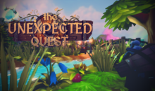 Medievale, gestione, strategia: The Unexpected Quest annunciato