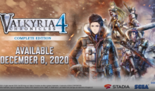 Valkyria Chronicles 4: Complete Edition disponibile su Stadia dall'8 dicembre