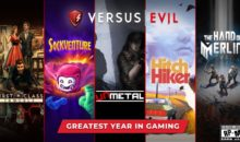 Versus Evil 2021: UnMetal, Sockventure e The Hand of Merlin si uniscono a Almighty: Kill Your Gods, Hitchhiker and First Class Trouble
