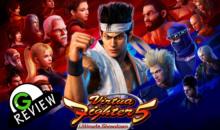Virtua Fighter 5 Ultimate Shodown, recensione PS4