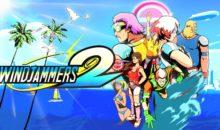 Dotemu svela la modalità Arcade di Windjammers 2 e il ritorno dell'all-star Steve Miller nel nuovo trailer di gioco