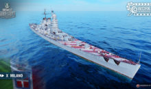 World of Warships: Wargaming svela la marina italiana di prima linea e annuncia la flotta pan-europea