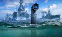 I sottomarini si immergono in World of Warships