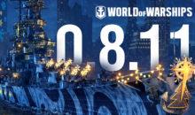 World of Warships salpa verso le feste con un nuovo aggiornamento