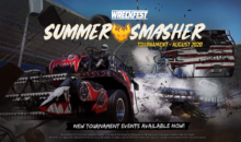 Wreckfest presenta il SUMMER SMASHER Tournament