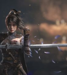 WUCHANG: FALLEN FEATHERS, action rpg soulslike annunciato per PC e console, il video gameplay aumenta l'Hype
