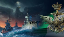 Nuovi incrociatori italiani gettano l'ancora in World of Warships