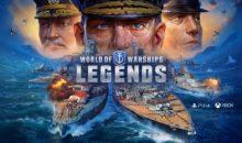 World of Warships: Legends, ecco la prima versione retail